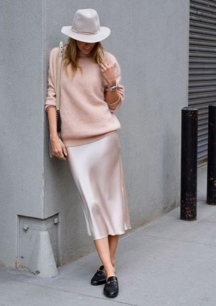 abito sottoveste - slip dress
