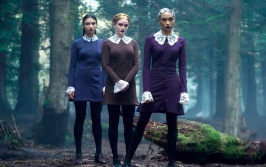 sorelle sinistre - le terrificanti avventure di Sabrina