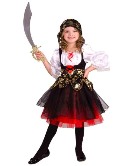 costume piratesca halloween
